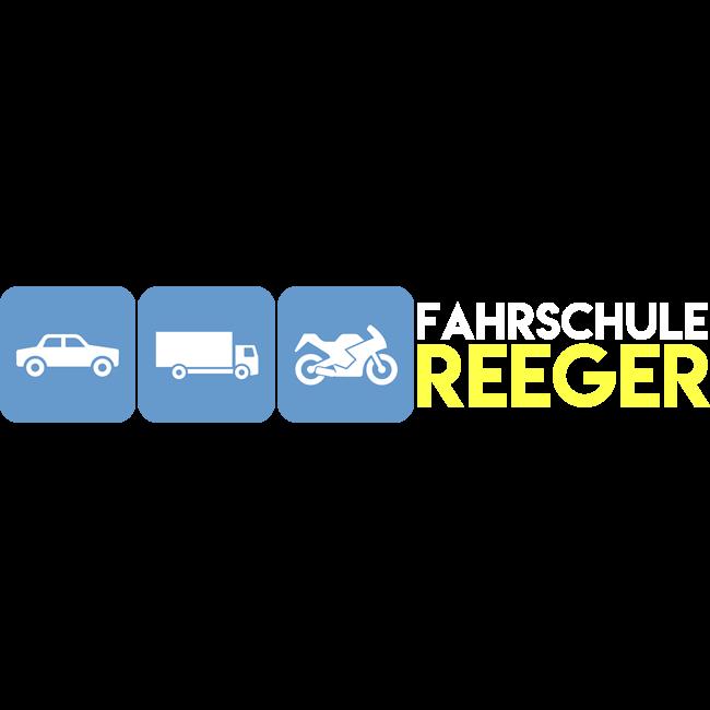Logo: Reeger Fahrschule