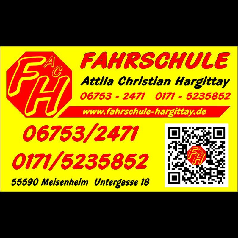 Logo: Fahrschule Attila Christian Hargittay