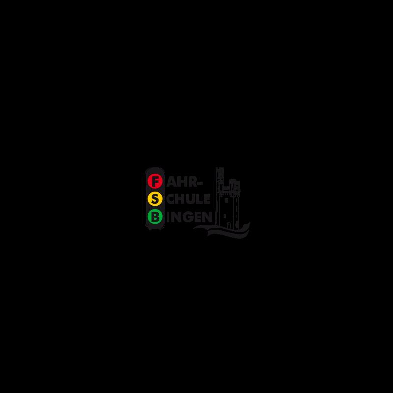 Logo: S&V Fahrschule Bingen e.K.
