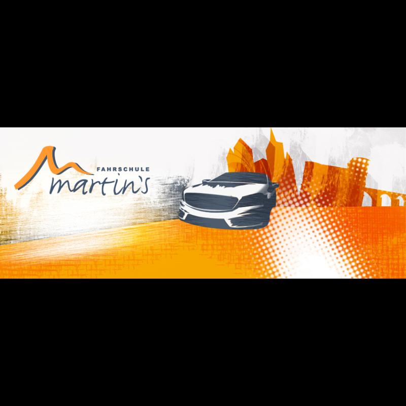 Logo: martin´s Fahrschule
