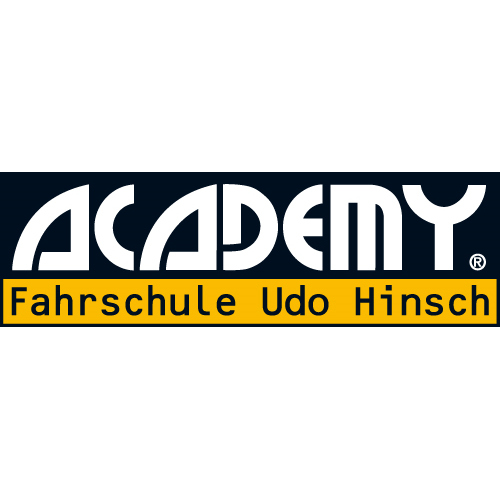 Logo: ACADEMY Fahrschule Udo Hinsch