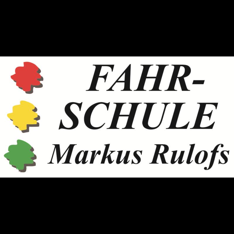Logo: Fahrschule Markus Rulofs