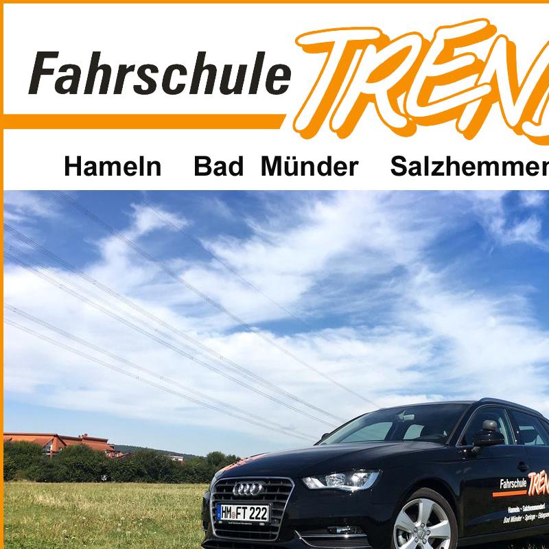 Logo: Trend Fahrschule