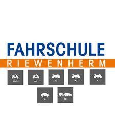 Logo: Fahrschule Riewenherm