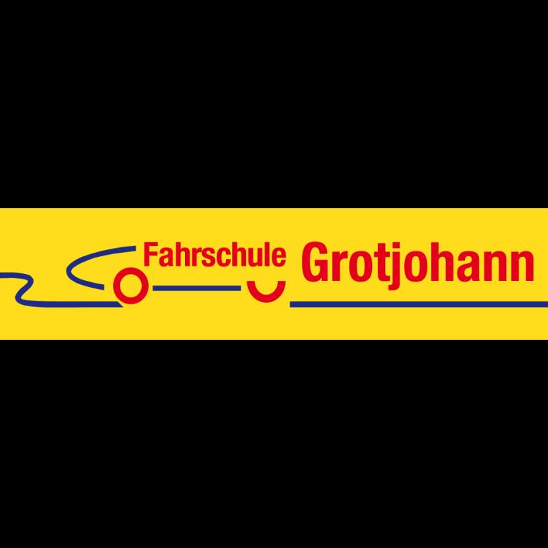 Logo: Grotjohann Fahrschule
