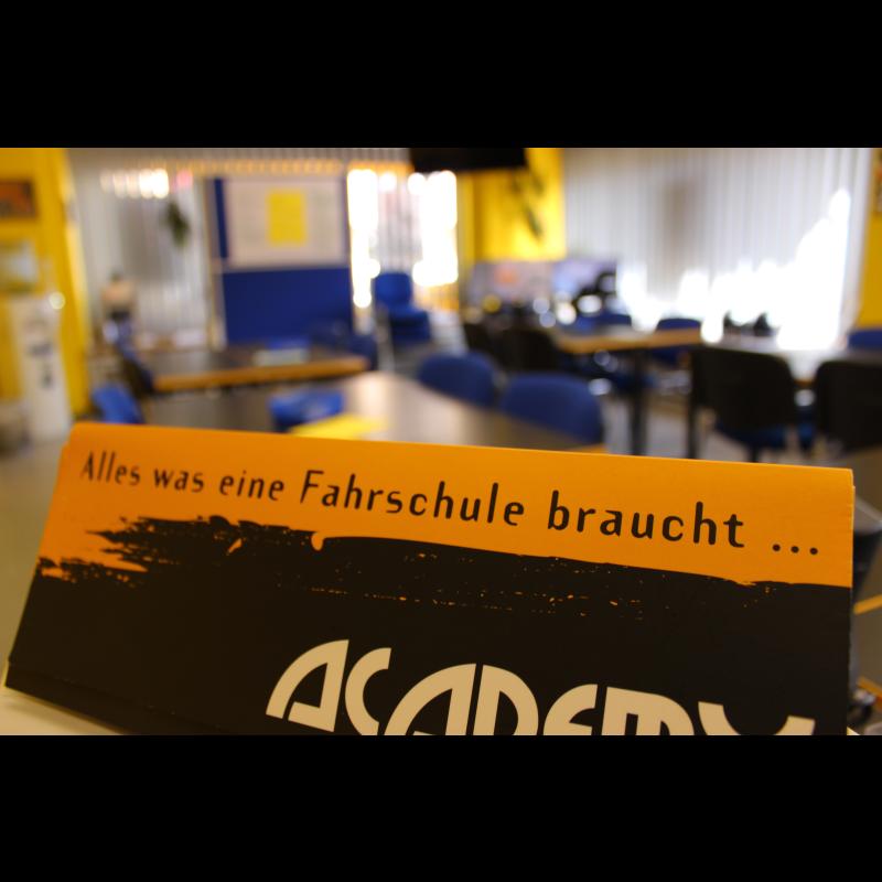 Logo: Fahrschule Reißmann GmbH Partner der Academy Fahrschulen