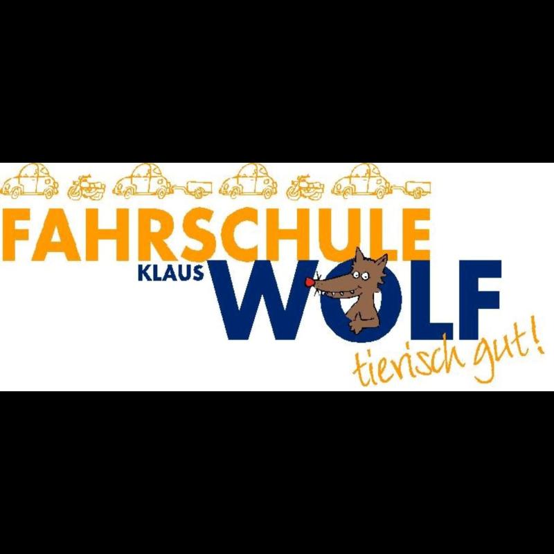Logo: Fahrschule Klaus Wolf