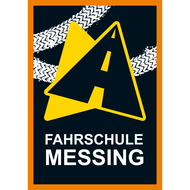 Logo: G. Messing Fahrschule