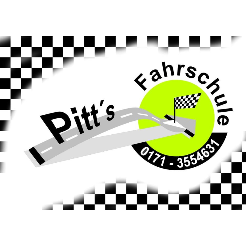 Logo: Pitt`s Fahrschule