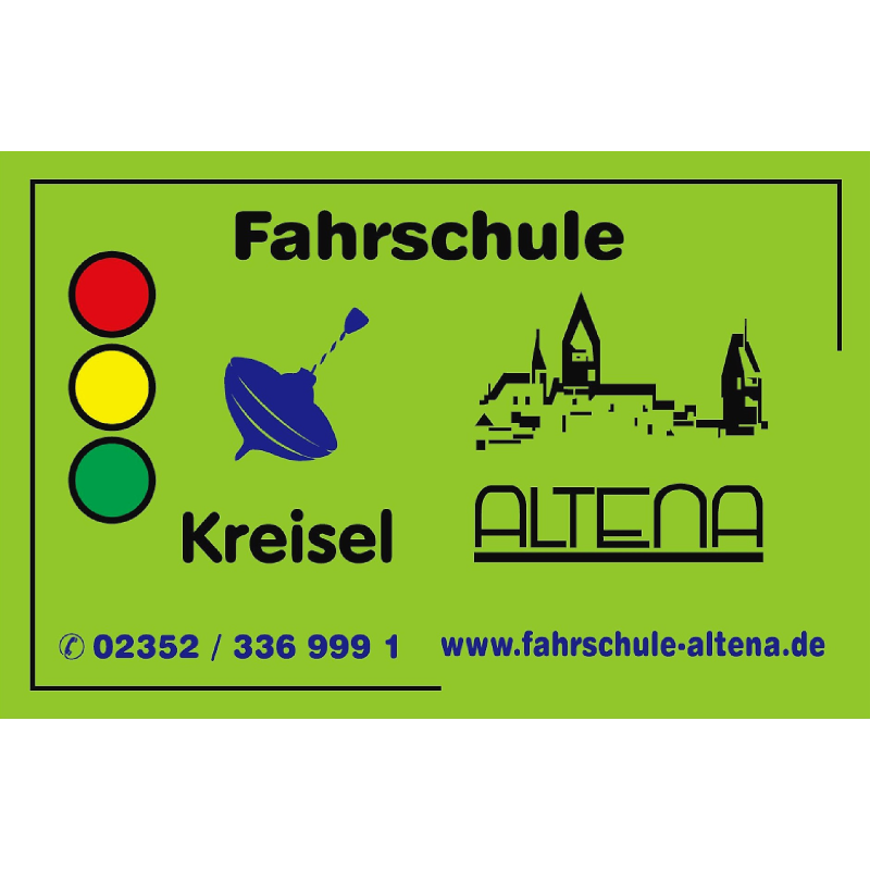 Logo: Fahrschule Kreisel Inh. Frank Kreisel