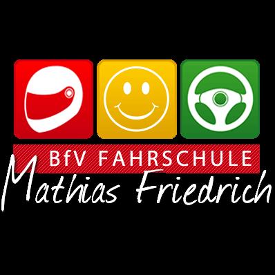 Logo: BfV Fahrschule Mathias Friedrich