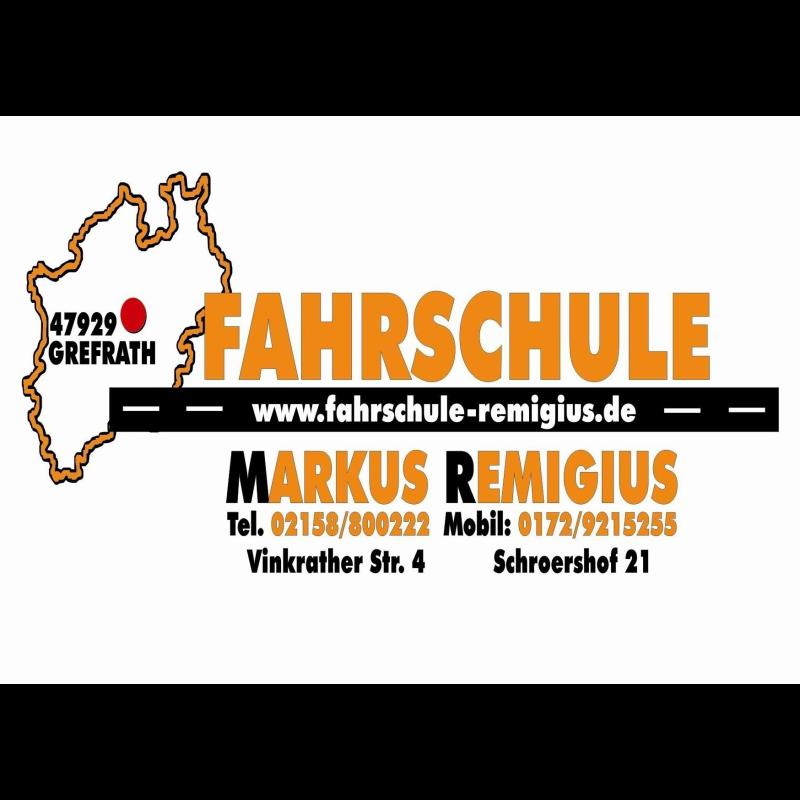 Logo: Markus Remigius