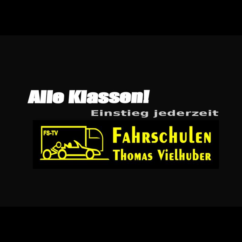 Logo: Fahrschulen Thomas Vielhuber