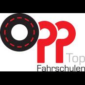 Logo: OPP Fahrschulen