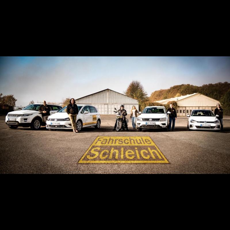 Logo: Fahrschule Schleich