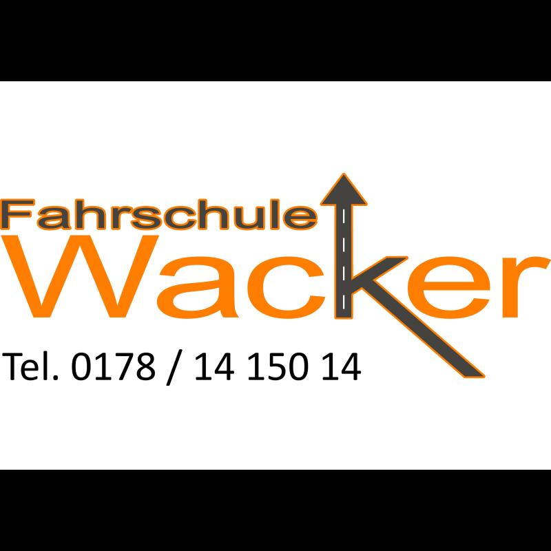 Logo: Fahrschule Wacker