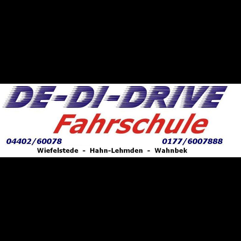 Logo: Fahrschule De-Di-Drive