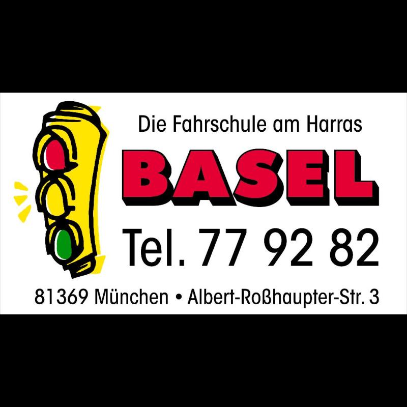Logo: Basel Robert Fahrschule