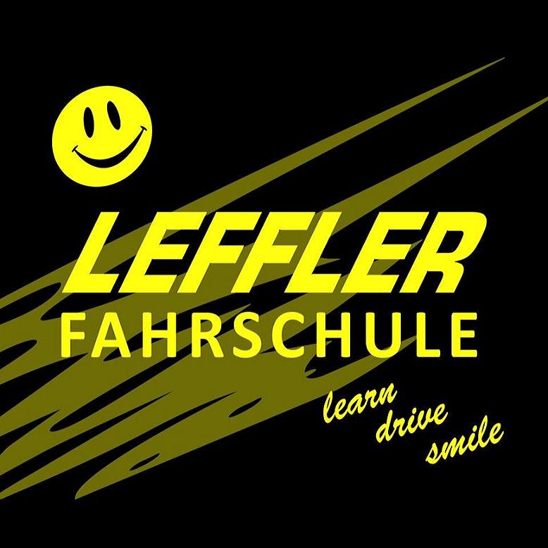 Logo: LEFFLER FAHRSCHULE