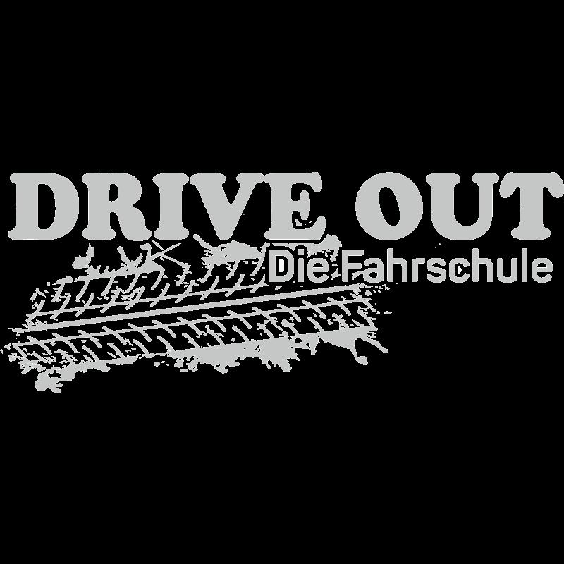 Logo: Drive out - Die Fahrschule