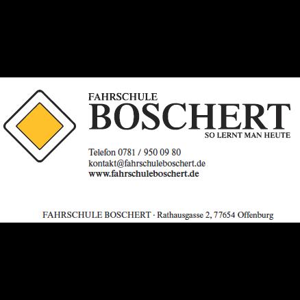Logo: Fahrschule Boschert