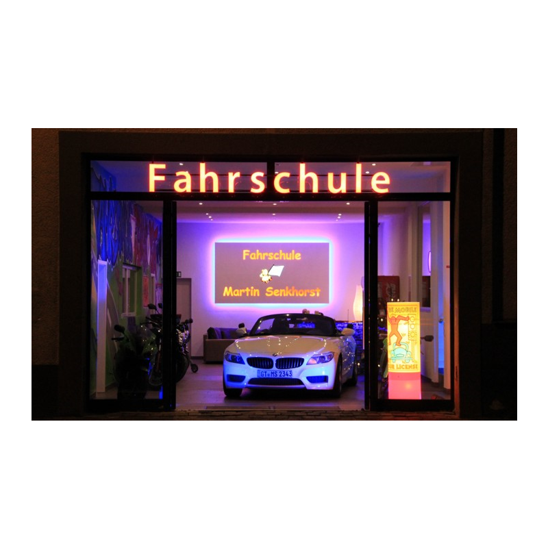 Logo: Fahrschule Martin Senkhorst