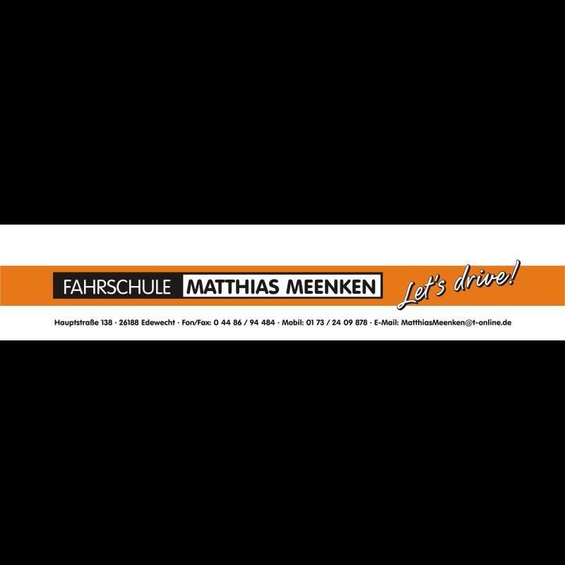 Logo: Fahrschule Matthias Meenken