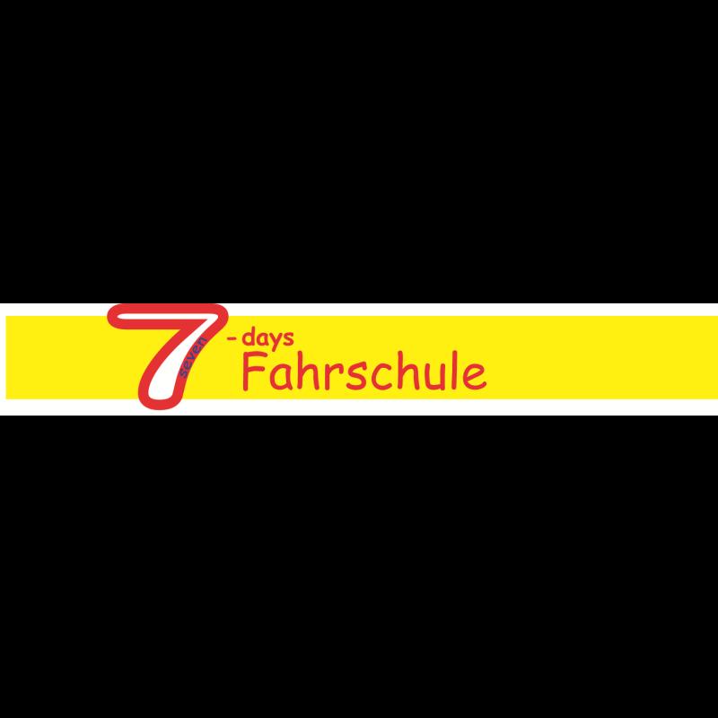Logo: 7days-Fahrschule