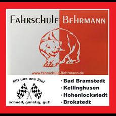 Logo: Fahrschule Behrmann