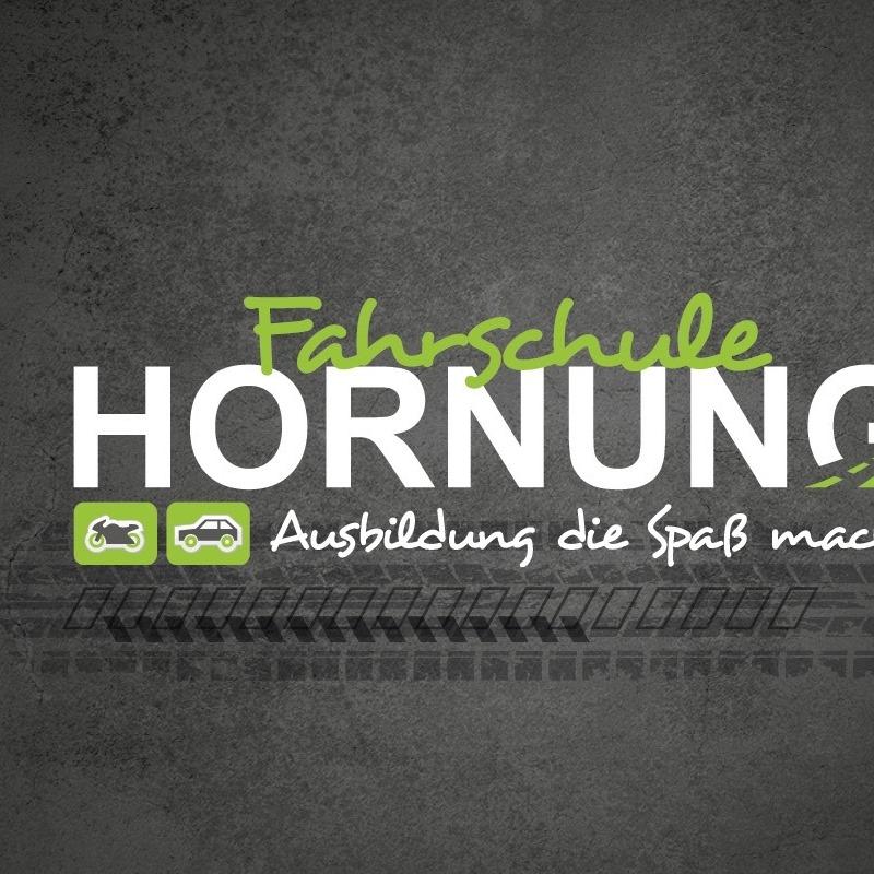 Logo: Fahrschule Hornung GmbH