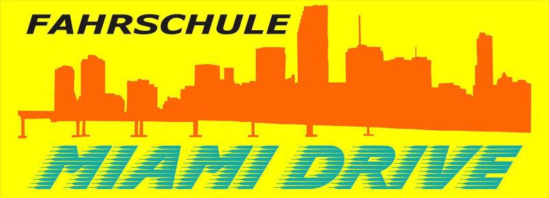 Logo: Fahrschule Miami Drive