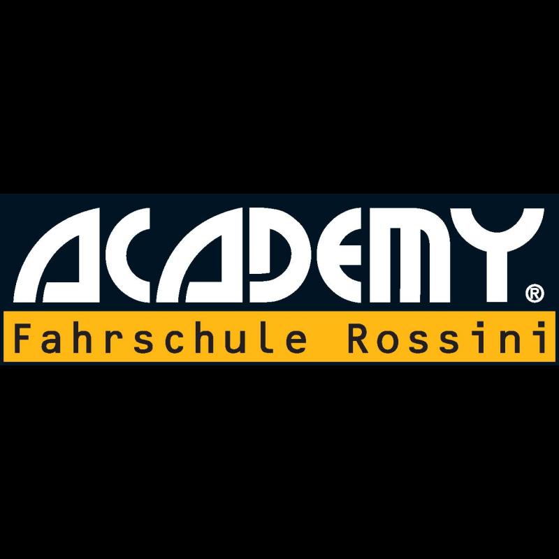 Logo: ACADEMY Fahrschule Rossini