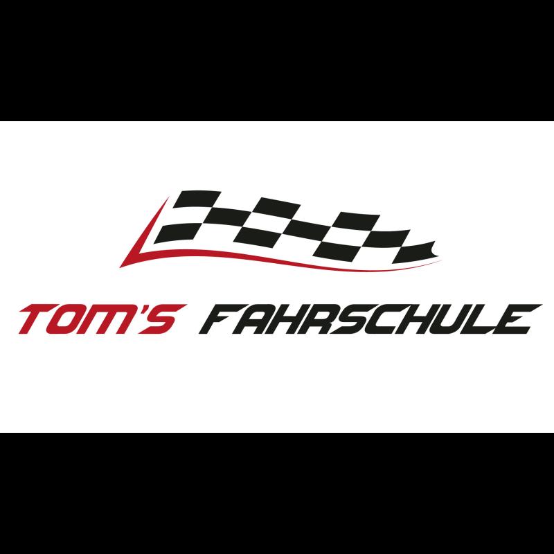 Logo: Tom's Fahrschule