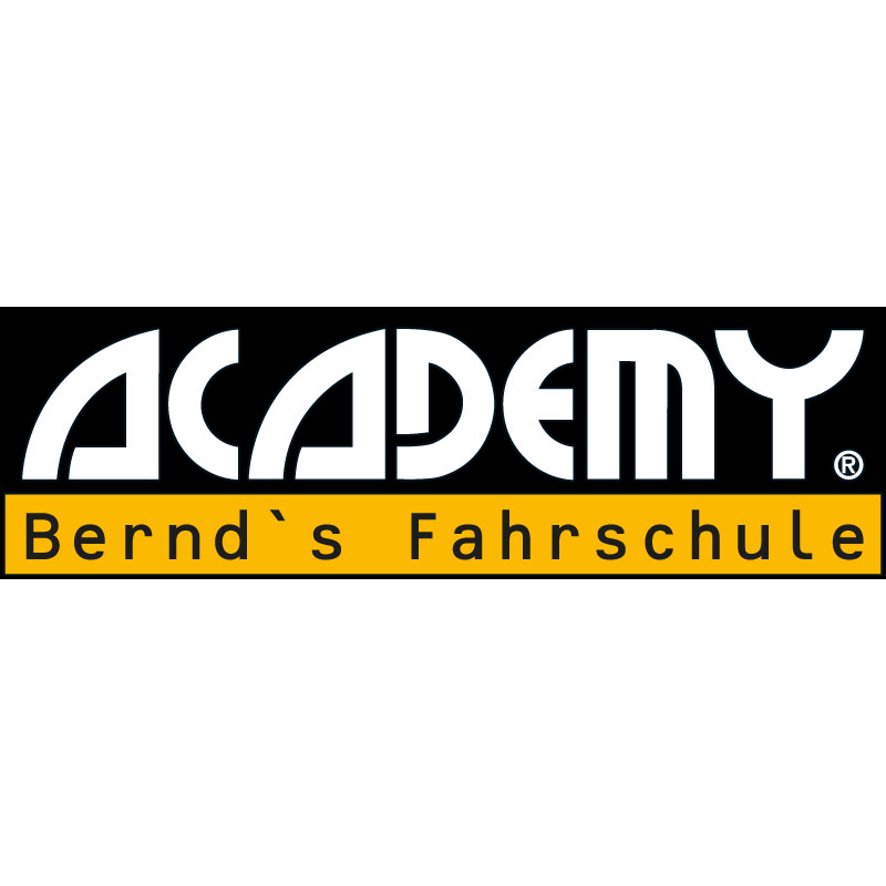 Logo: ACADEMY Bernd's Fahrschule