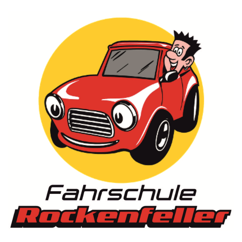 Logo: Fahrschule Rockenfeller