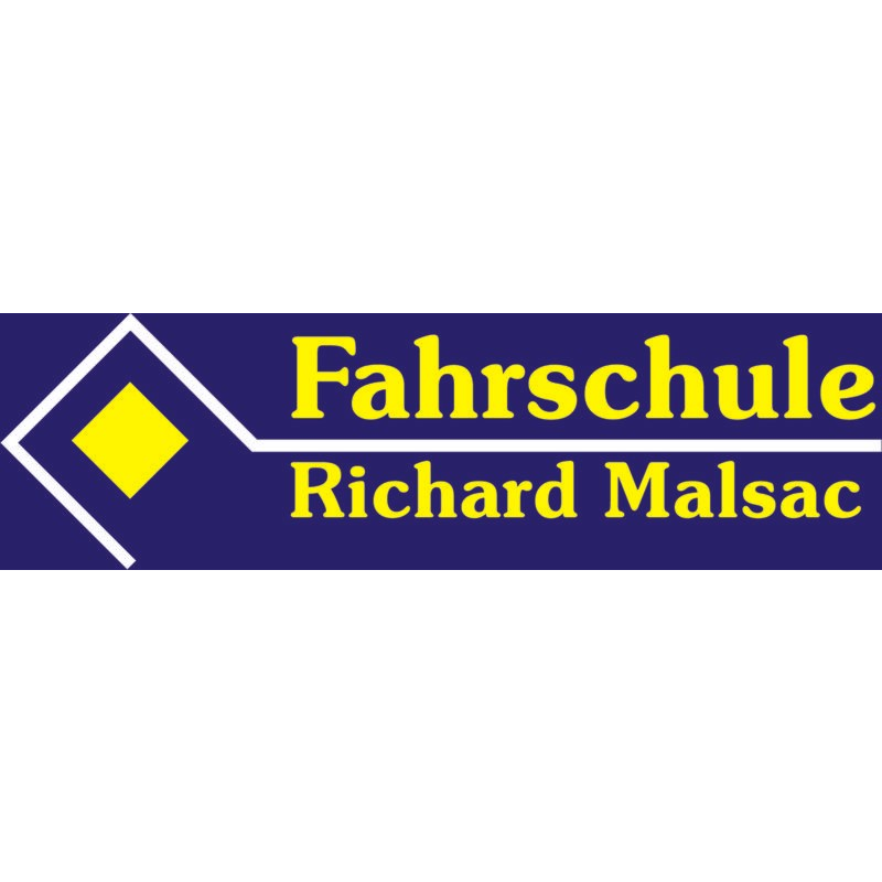 Logo: Richard Malsac Fahrschule