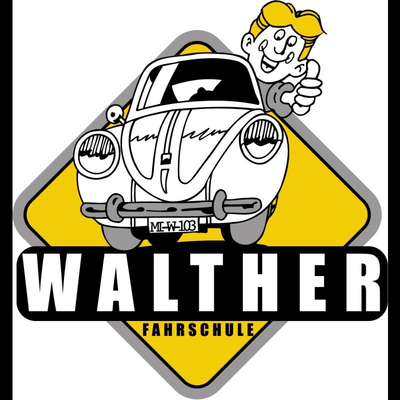 Logo: Sascha Walther Fahrschule