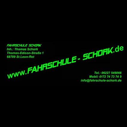 Logo: Fahrschule Schork