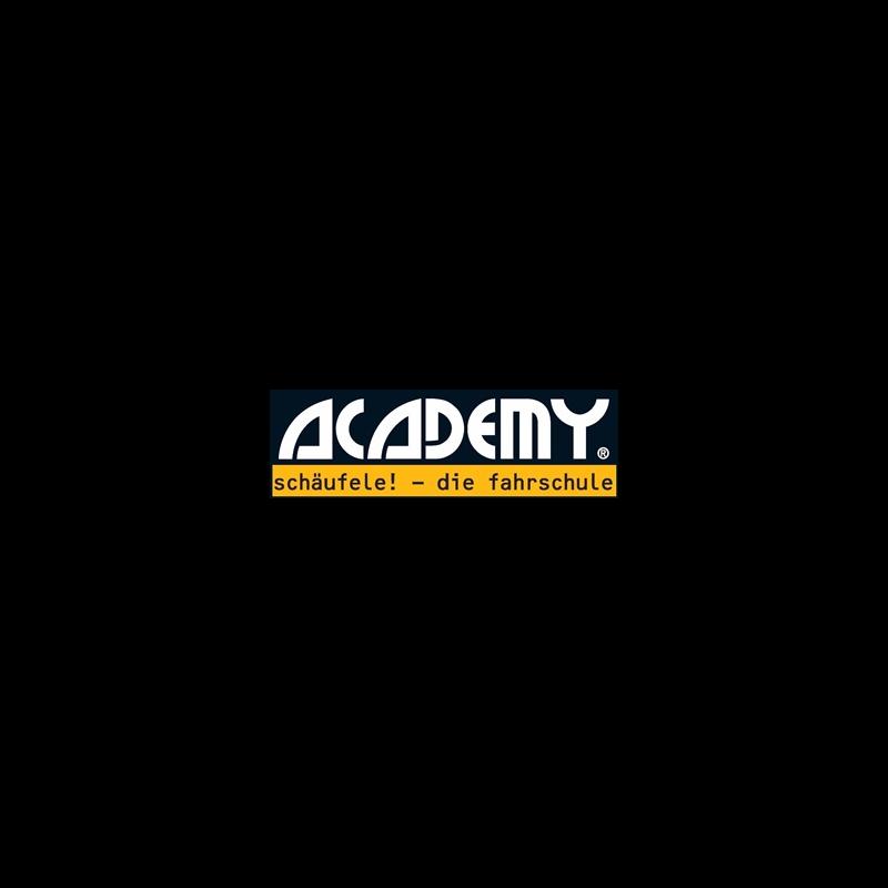 Logo: ACADEMY schäufele! - die fahrschule UG