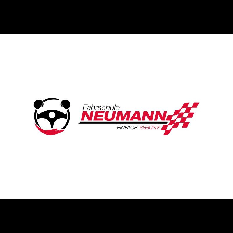 Logo: Fahrschule Neumann - einfach anders!