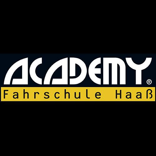 Logo: ACADEMY Fahrschule Haaß