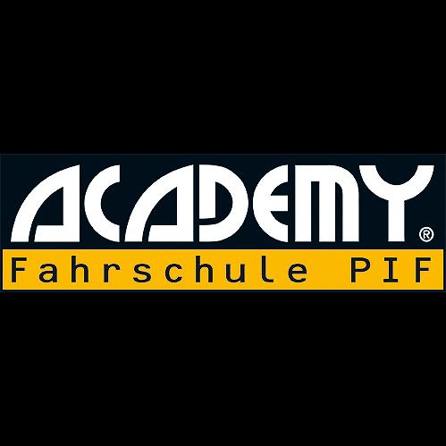 Logo: ACADEMY Fahrschule PIF