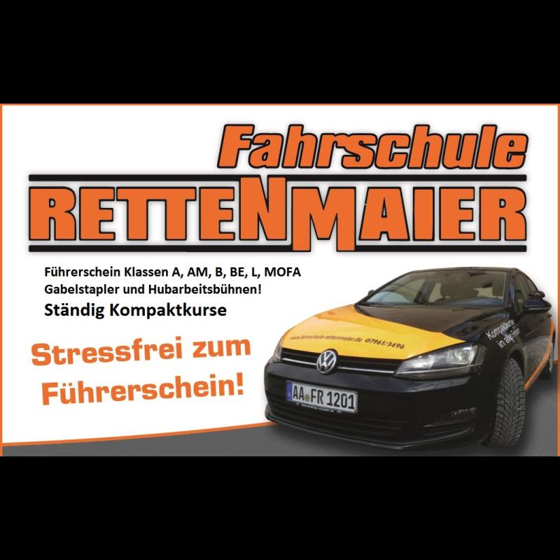 Logo: Fahrschule Rettenmaier