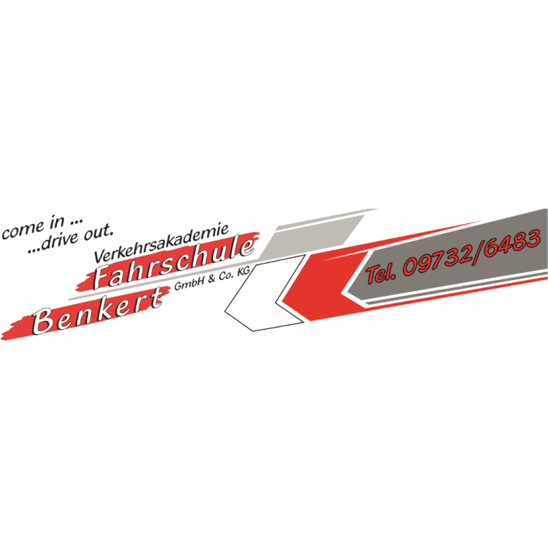 Logo: Fahrschule Benkert GmbH & Co.KG