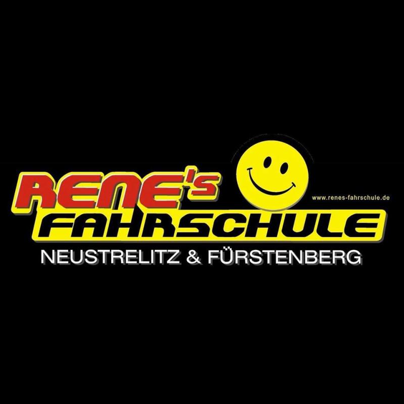 Logo: Rene`s Fahrschule