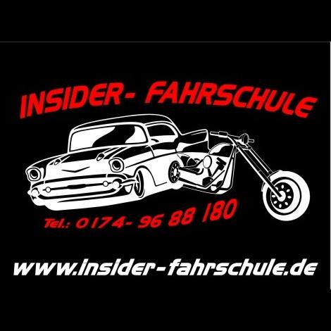 Logo: Insider-Fahrschule