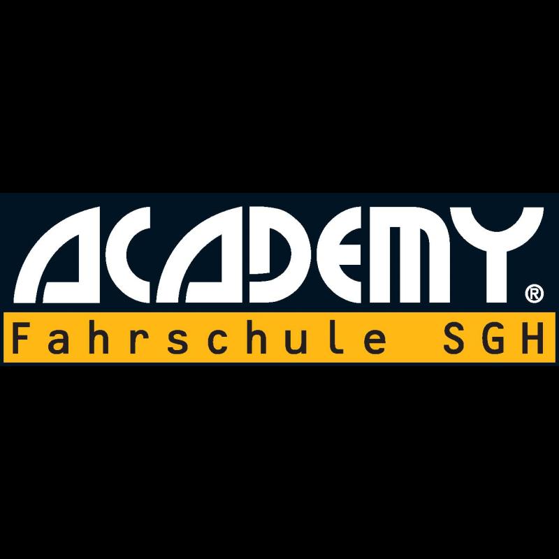 Logo: ACADEMY Fahrschule SGH GmbH