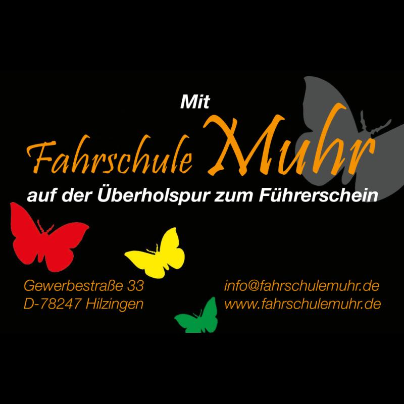 Logo: Fahrschule Muhr