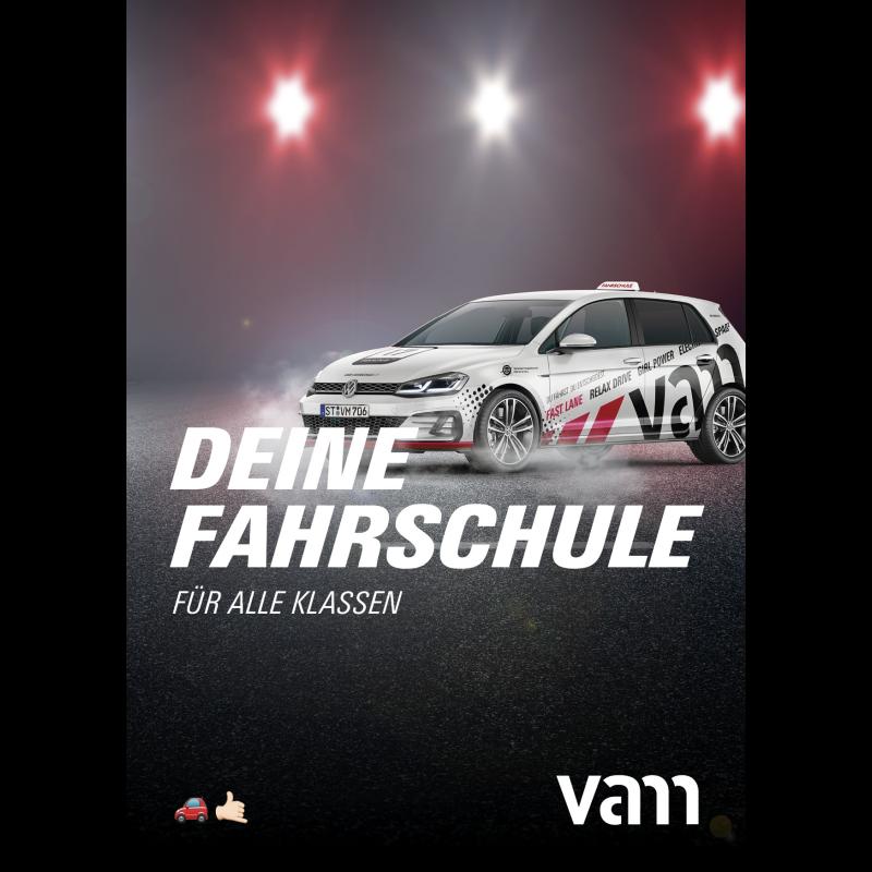 Logo: Verkehrsakademie Münsterland GmbH