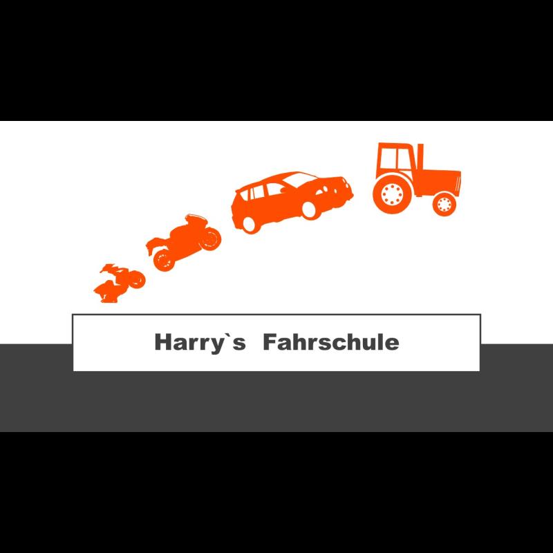 Logo: Harry`s Fahrschule